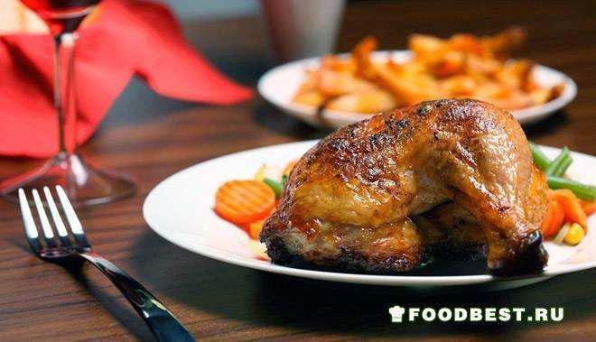 запечь куриные ножки в соусе в духовке рецепт