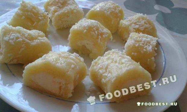 Восхитительная восточная сладость своими руками
