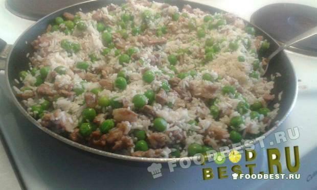 рис с горошком 7