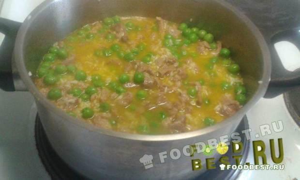 рис с горошком 8