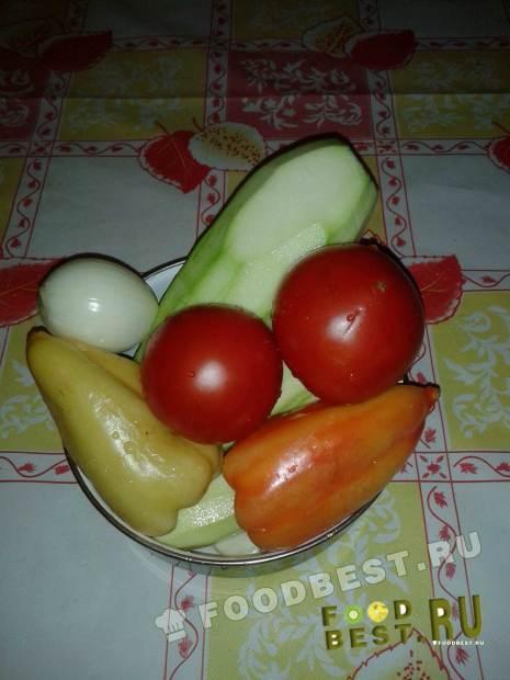 Ингредиенты для кабачковой икры в домашних условиях