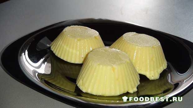 Готовый домашний сыр из творога
