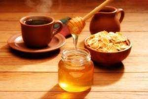 Мед - очень полезный продукт