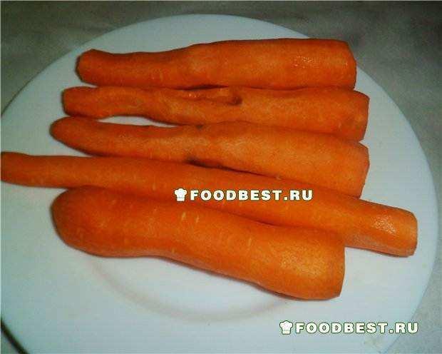 Морква для салата по-корейски