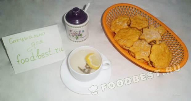 Подача печенья