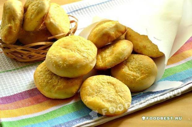 Печенье с сахарной посыпкой по-английски