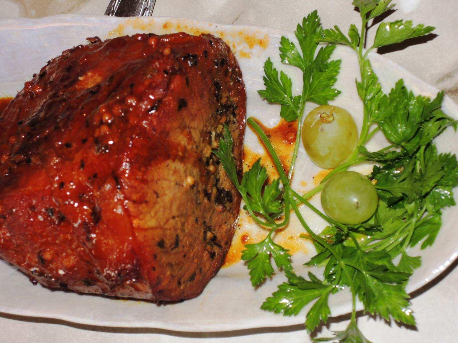 Вторые блюда из мяса с пошаговым