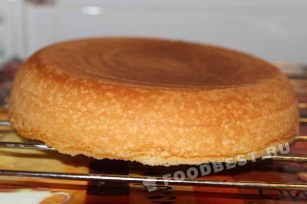 Как испечь бисквит в мультиварке редмонд