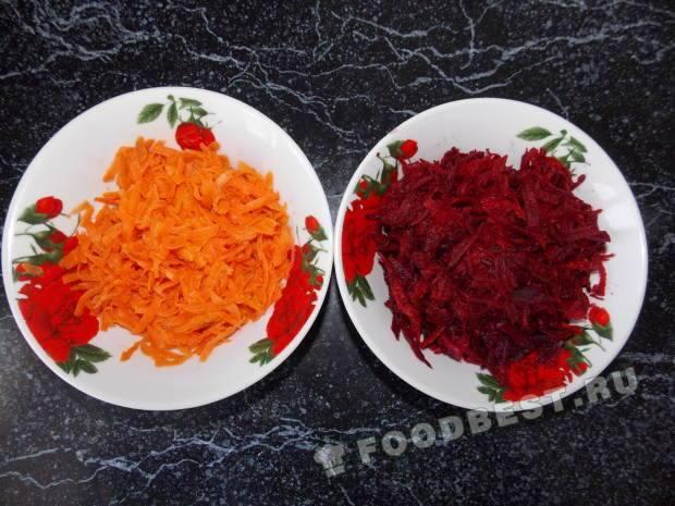 пошаговый рецепт салата козел в огороде с фото и