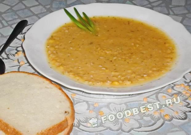 Горошница рецепт с фото пошагово без замачивания