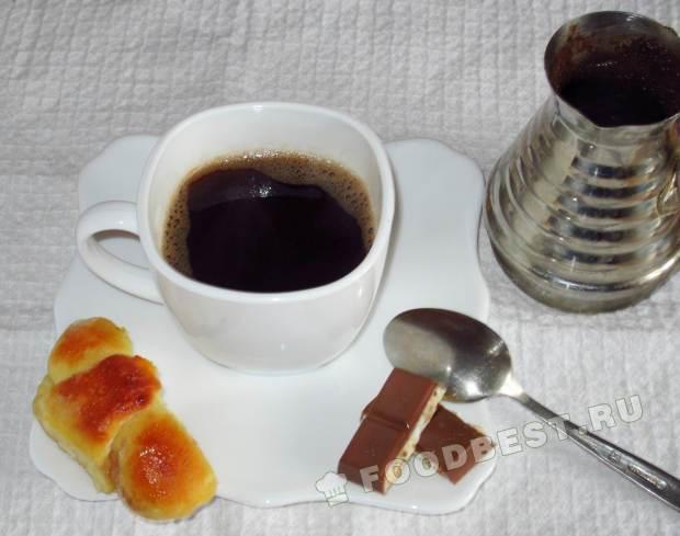Кофе молотый рецепты с фото