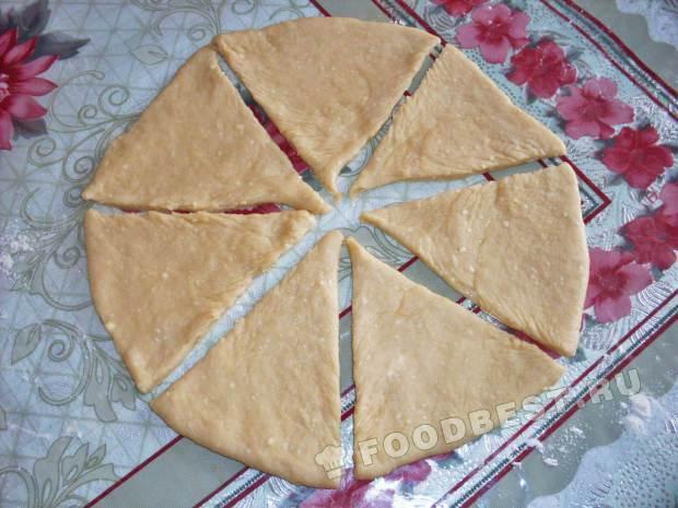 рецепт булочек с повидлом в духовке рецепт с фото