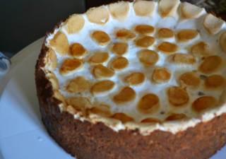 Торт-жираф