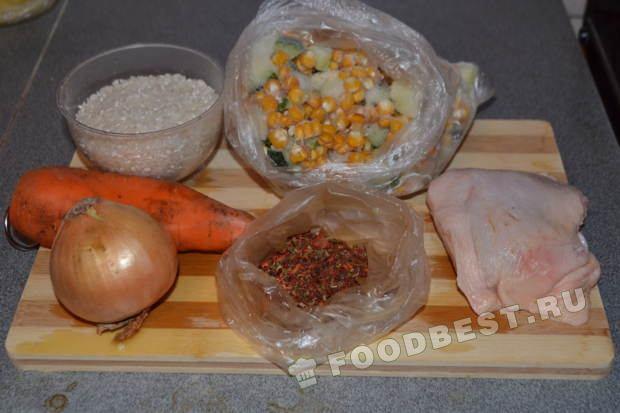 Рецепт вкусного ужина для всей семьи с мясом