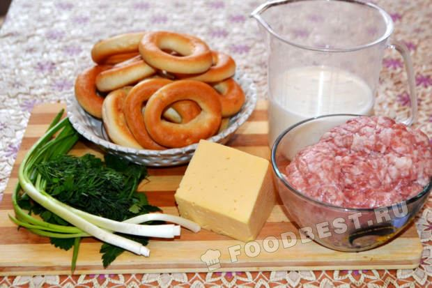 Баранки рецепт пошаговый с